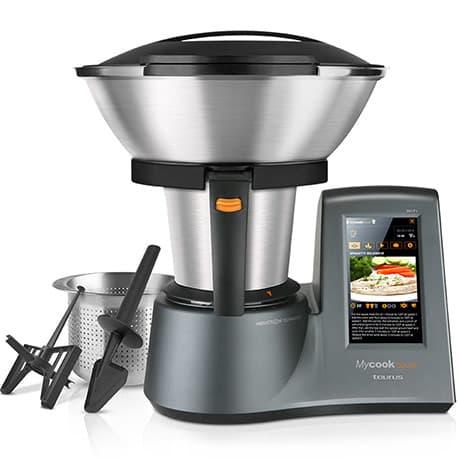 Análisis del Robot de Cocina Taurus Mycook Touch
