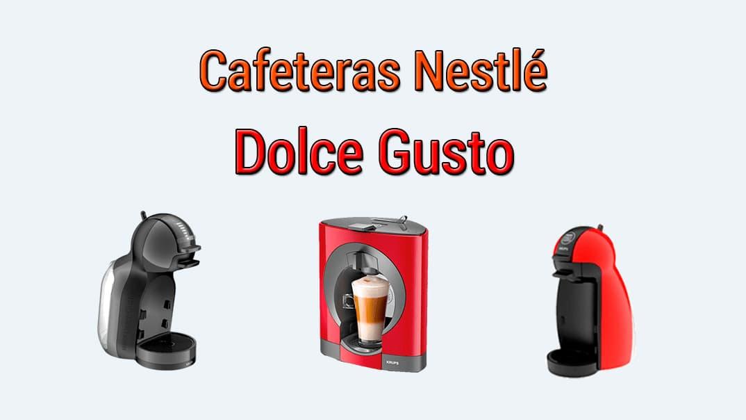 Las Mejores Cafeteras Dolce Gusto