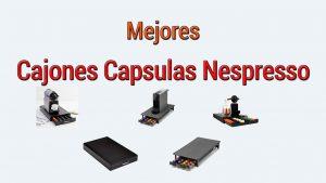 Cajón para almacenar Capsulas Nespresso