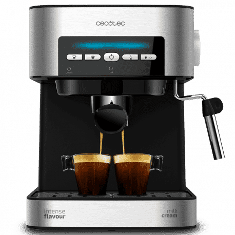 Análisis Cafetera Cecotec Power Espresso 20 Matic